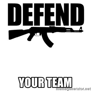defendpoppunk - Your team