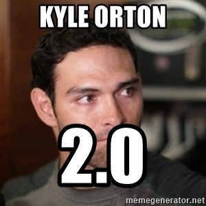 mark sanchez - Kyle Orton 2.0