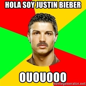 The Portuguese - hola soy justin bieber ououooo