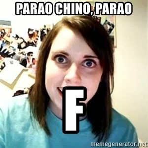 Overly Attached Girlfriend 2 - parao chino, parao f