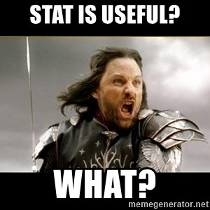Aragon - What Say You - stat is useful? what?