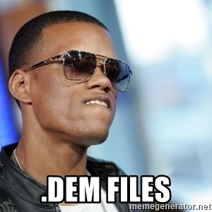 Dat Ass - .dem files