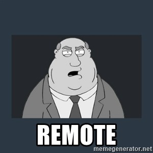 Family Guy Smoke - Remote