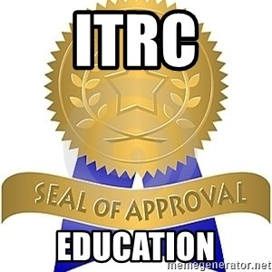 Seal Of Approval - ITRC EDUCATION