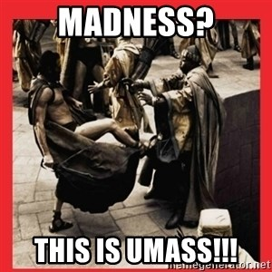 Leonidas Front Kick - madness? this is umass!!!