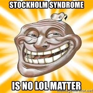 Mr.Trololo - stockholm syndrome is no lol matter