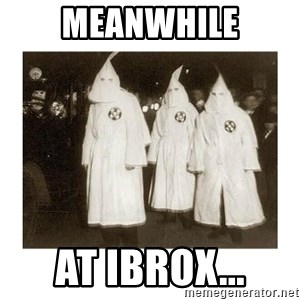 kkk - meanwhile at ibrox...