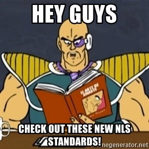 El Arte de Amarte por Nappa - HEY GUYS check out these new nls standards!