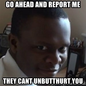 KSIOlajidebt Rape Face  - go ahead and report me they cant unbutthurt you