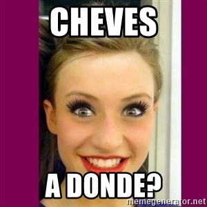 Extremely Attached GF - cheves a donde?