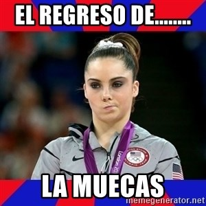 Mckayla Maroney Does Not Approve - el regreso de........ la muecas