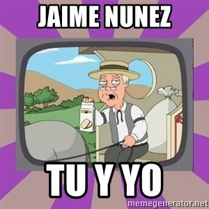 Pepperidge Farm Remembers FG - Jaime Nunez tu y yo