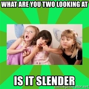 CARO EMERALD, WALDECK AND MISS 600 - WHAT ARE YOU TWO LOOKING AT IS IT SLENDER