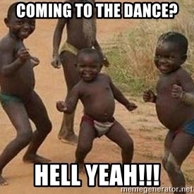 african children dancing - coming to the dance? hell yeah!!!