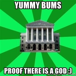 Tipichnuy BNTU - YUMMY BUMS PROOF THERE IS A GOD :)