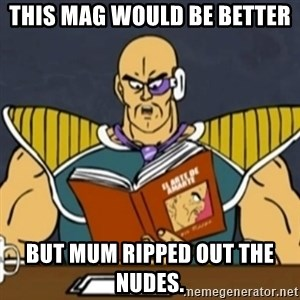 El Arte de Amarte por Nappa - THIS MAG WOULD BE BETTER BUT MUM RIPPED OUT THE NUDES.
