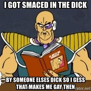 El Arte de Amarte por Nappa - i got smaced in the dick by someone elses dick so i gess that makes me gay then