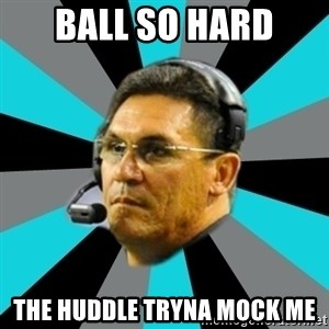 Stoic Ron - BALL SO HARD THE HUDDLE TRYNA MOCK ME