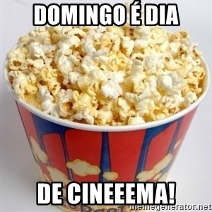 Cineman - DOMINGO É DIA DE CINEEEMA!