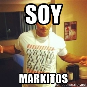 Drum And Bass Guy - SOY MARKITOS