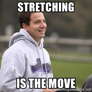 Empty Promises Coach - StretchinG Is the move