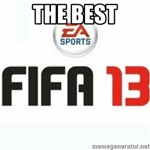 FIFA 13 - the best