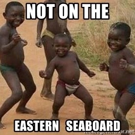 african children dancing - Not On The eastern   seaboard