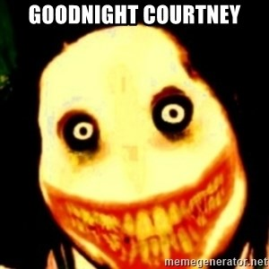 Tipical dream - GOODNIGHT COURTNEY