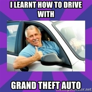 Perfect Driver - I LEARNT HOW TO DRIVE WITH GRAND THEFT AUTO