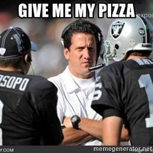 Knapped  - GIVE ME MY PIZZA