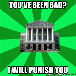 Tipichnuy BNTU - YOU'VE BEEN BAD? I WILL PUNISH YOU