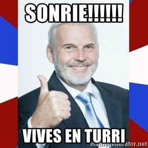 Idiot Anti-Communist Guy - sonrie!!!!!! vives en turri