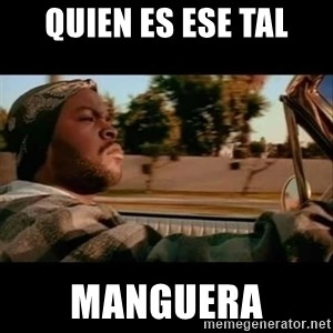 Ice Cube- Today was a Good day - quien es ese tal manguera