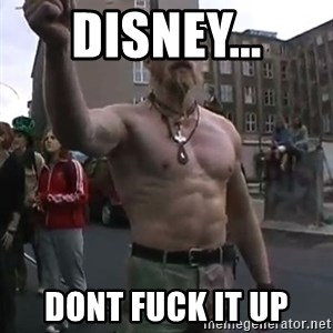 Techno Viking - Disney... DONt fuck it up