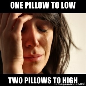 crying girl sad - ONE PILLOW TO LOW TWO PILLOWS TO HIGH