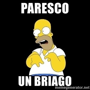 look-marge - paresco un briago