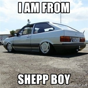 treiquilimei - I AM FROM SHEPP BOY