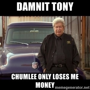 Pawn stars old man - Damnit tony chumlee only loses me money