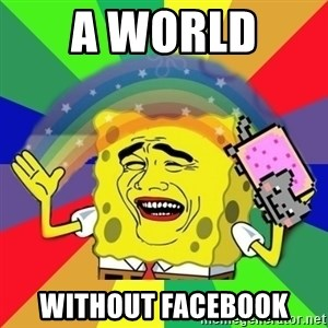 Putencio - A WORLD  WITHOUT FACEBOOK