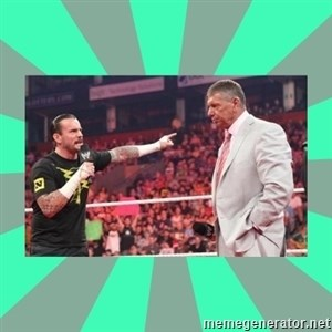 CM Punk Apologize! -