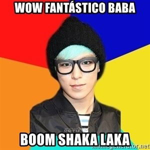 typical_TOP  - WOW FANTÁSTICO BABA BOOM SHAKA LAKA