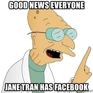 Good News Everyone - Good news everyone Jane tran haS Facebook