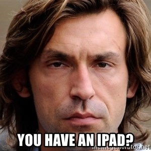 pirlosincero - you have an Ipad?