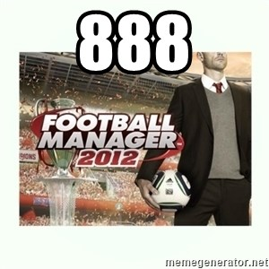 football manager 2013 - 888