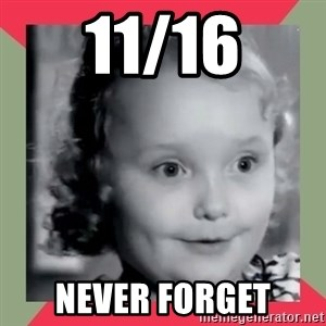 Honey Boo Boo Child - 11/16 Never forget