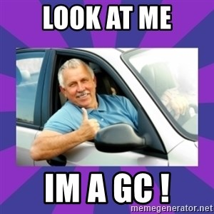 Perfect Driver - LOOK AT ME IM A GC !