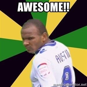 Rodolph Austin - AWESOME!!