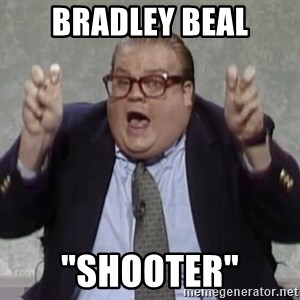"""quote guy - Bradley Beal """"Shooter"""""""
