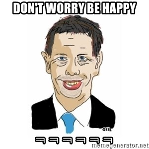 Vita Kränkta Mannen - DON'T WORRY BE HAPPY ㅋㅋㅋㅋㅋㅋ
