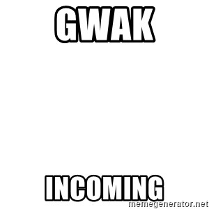 Blank Template - gwak INCOMING